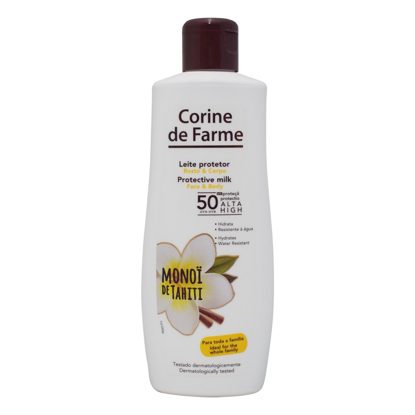 Corine De Farme Protective Milk Face And Body Spf 50 150ml