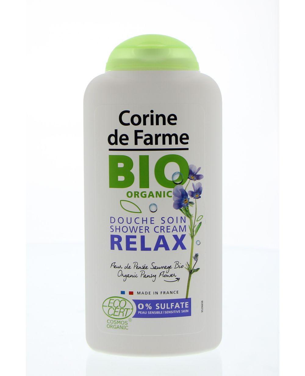 Corine De Farme Bio Organic Shower Cream Relax 300ml
