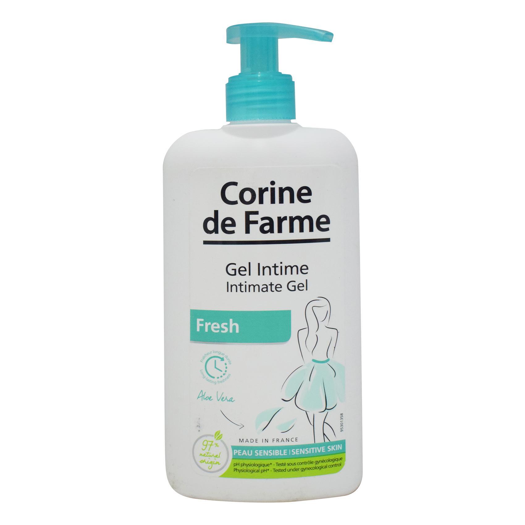 Corine De Farme Intimate Care Gel Fresh Aloe Vera 250ml