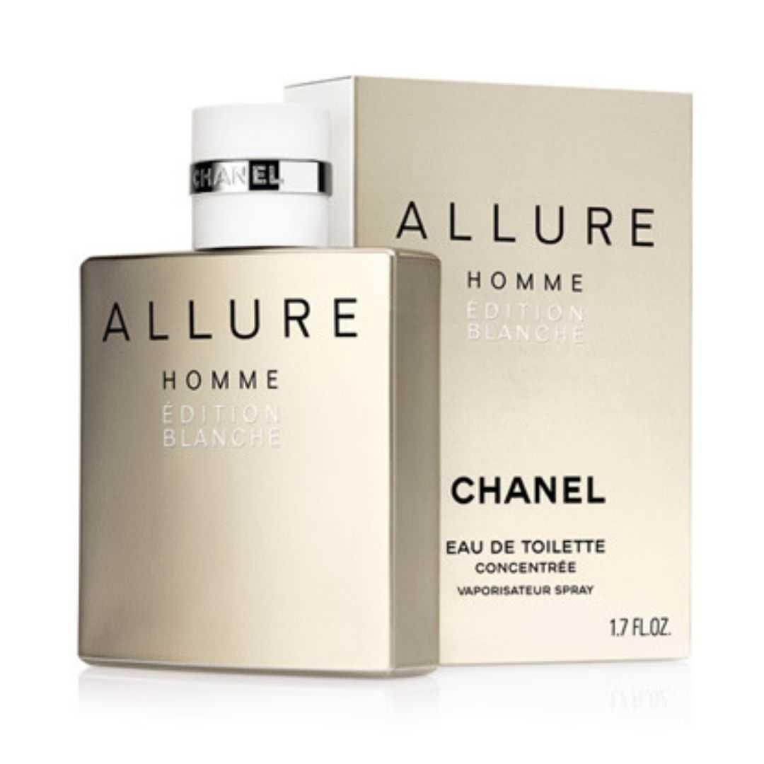 Chanel Allure Edition Blanche For Men Eau De Parfum