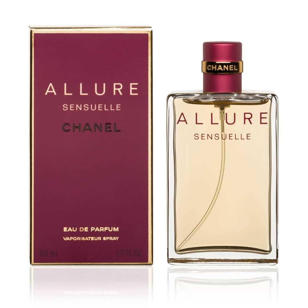 Chanel Allure Sensuelle For Women Eau De Parfum 50ML