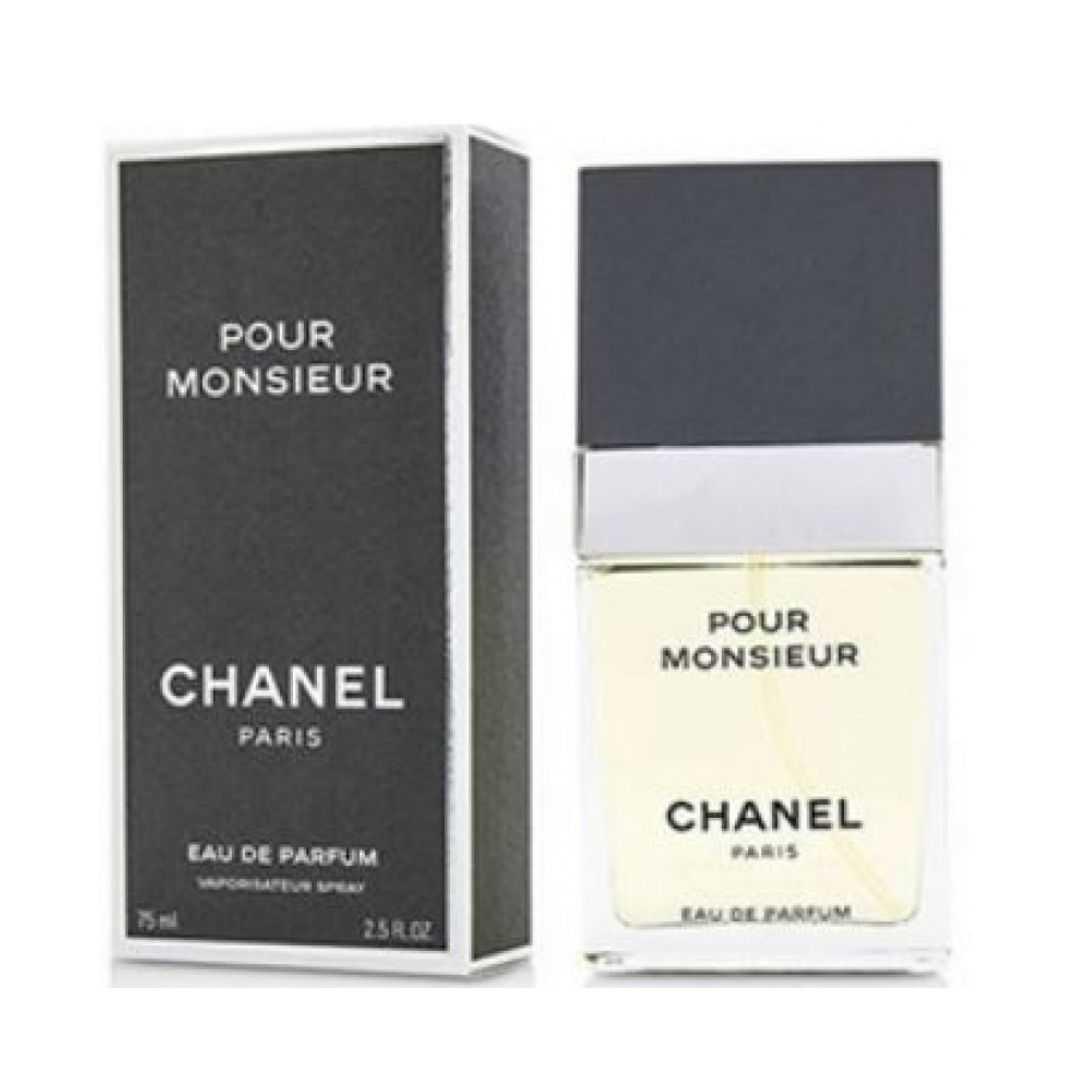 Chanel Pour Monsieur For Men Eau De Parfum 75ML