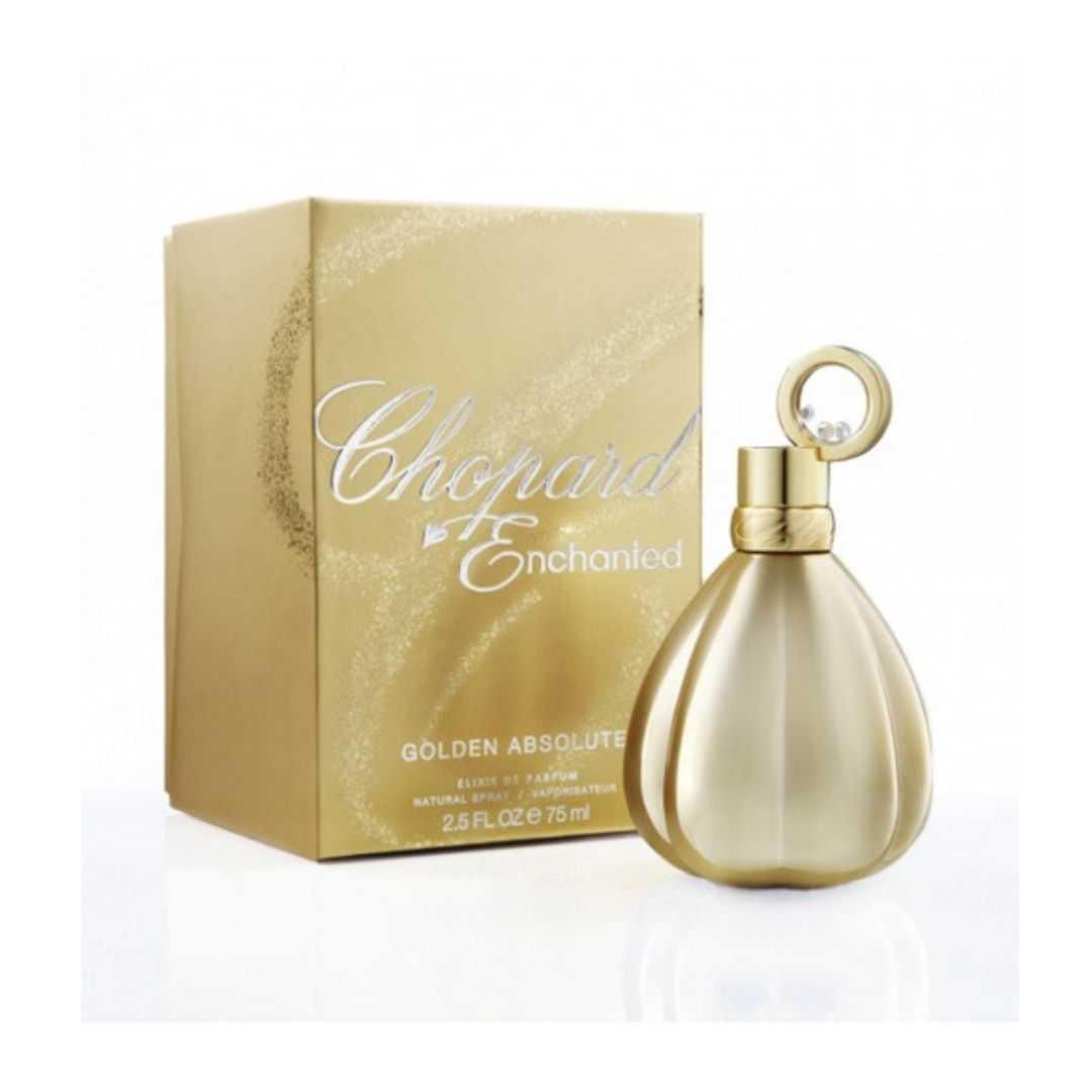 Chopard Enchanted Golden Absolute For Women Eau De Parfum 75ML