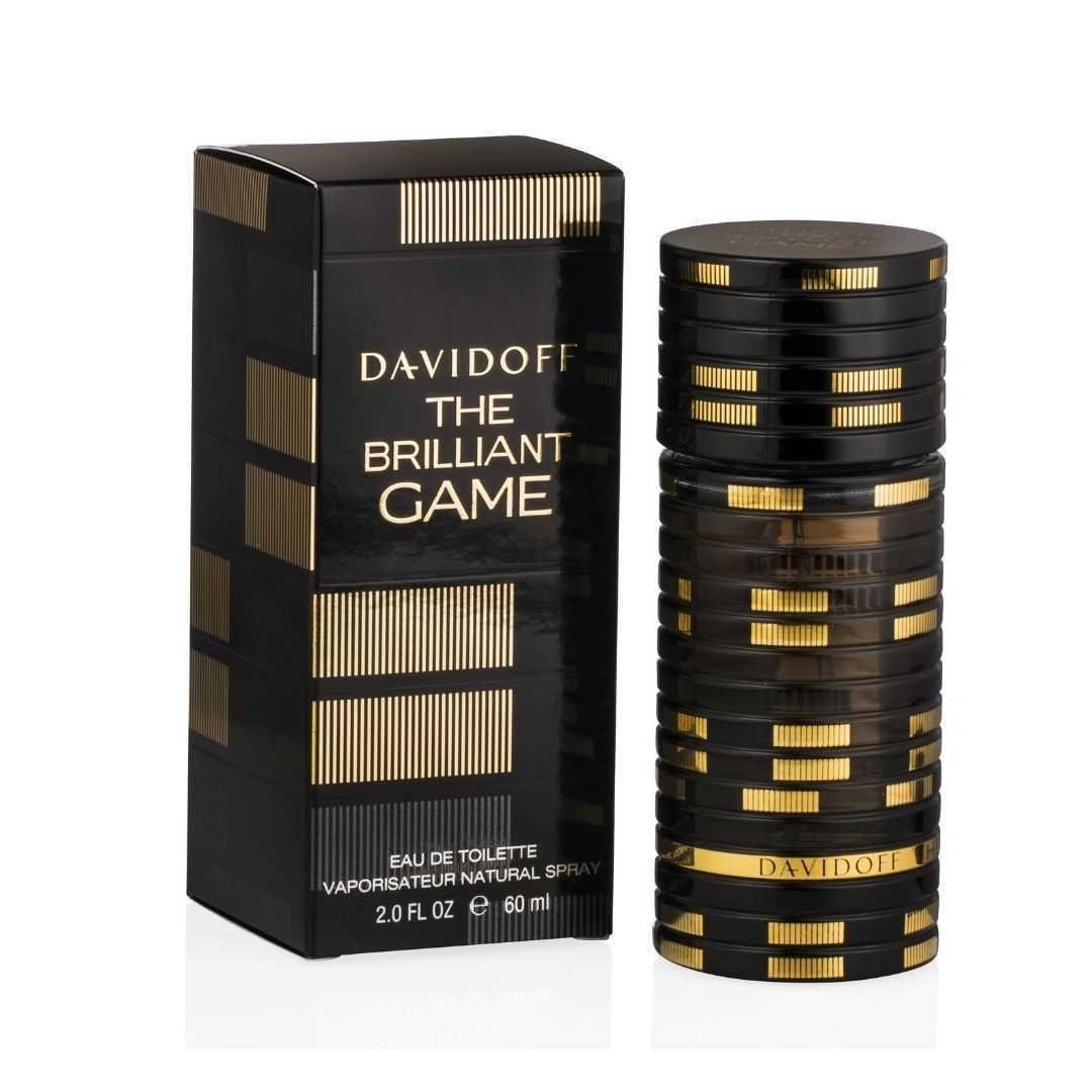 Davidoff The Game Brilliant For Men Eau De Toilette