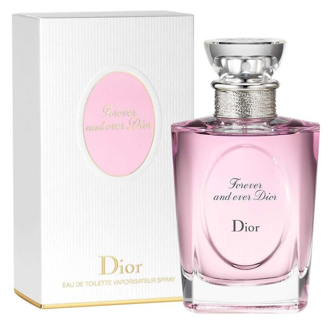 Dior Forever And Ever For Women Eau De Toilette 50ML