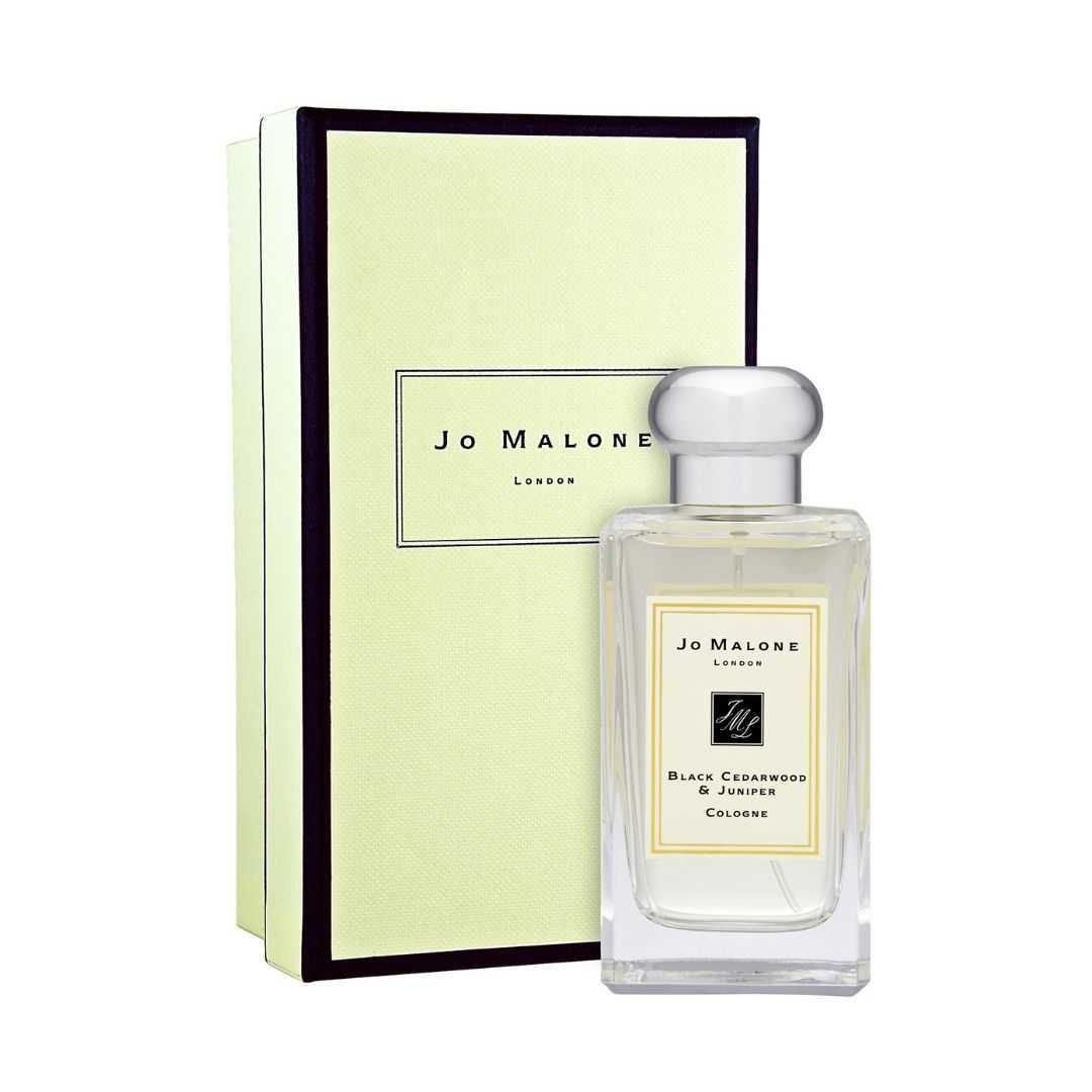 Jo Malone Black Cedarwood & Juniper Cologne For Unisex 100ML