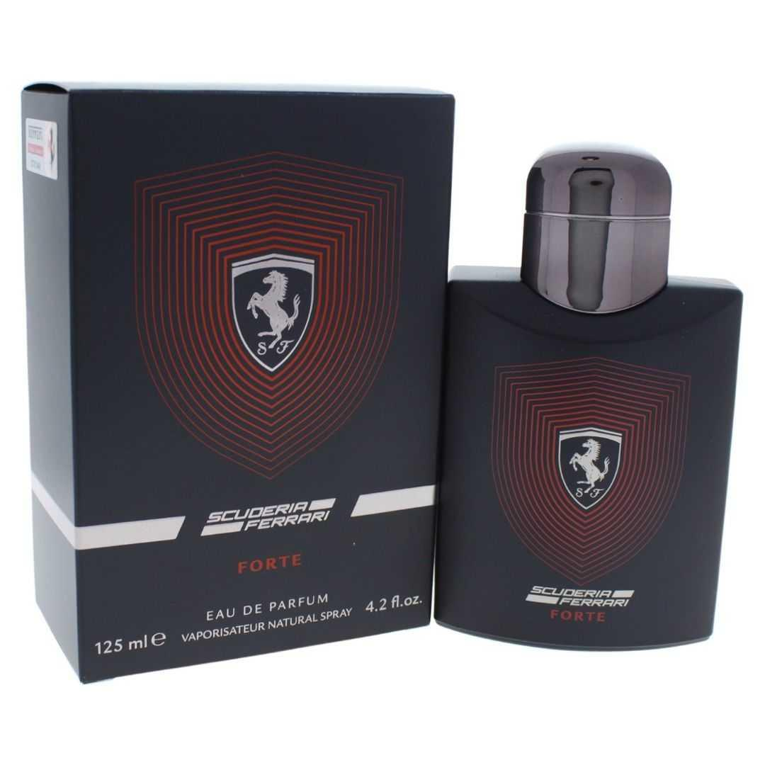 Ferrari Scuderia Forte For Men Eau De Toilette 125ML