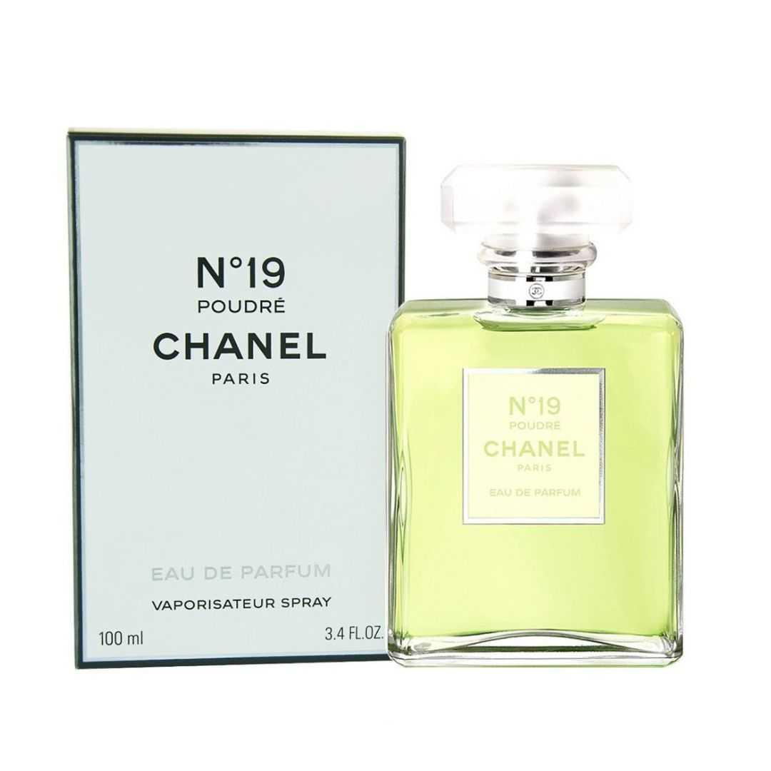 Chanel No19 Poudre For Women Eau De Parfum