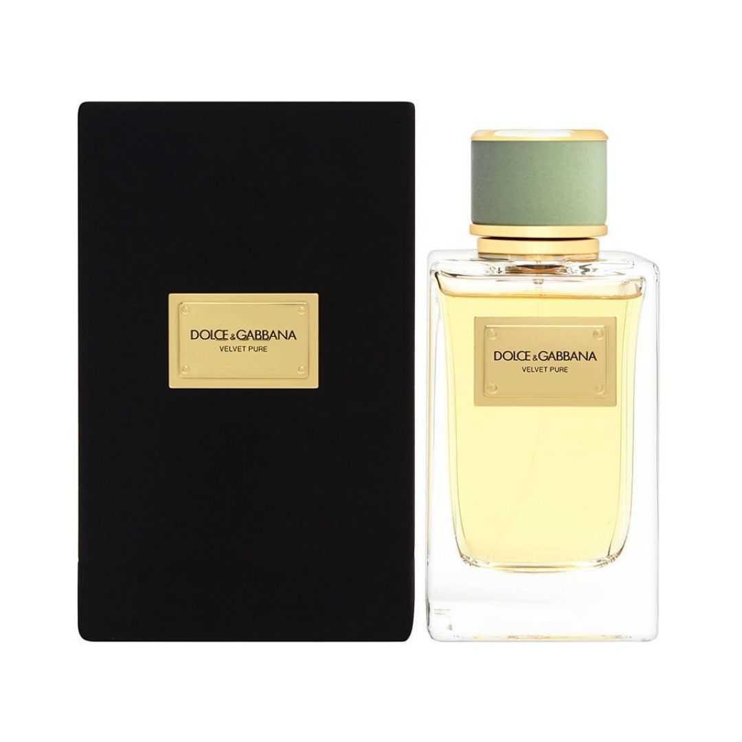 Dolce&Gabbana Velvet Pure For Unisex Eau De Parfum 50ML