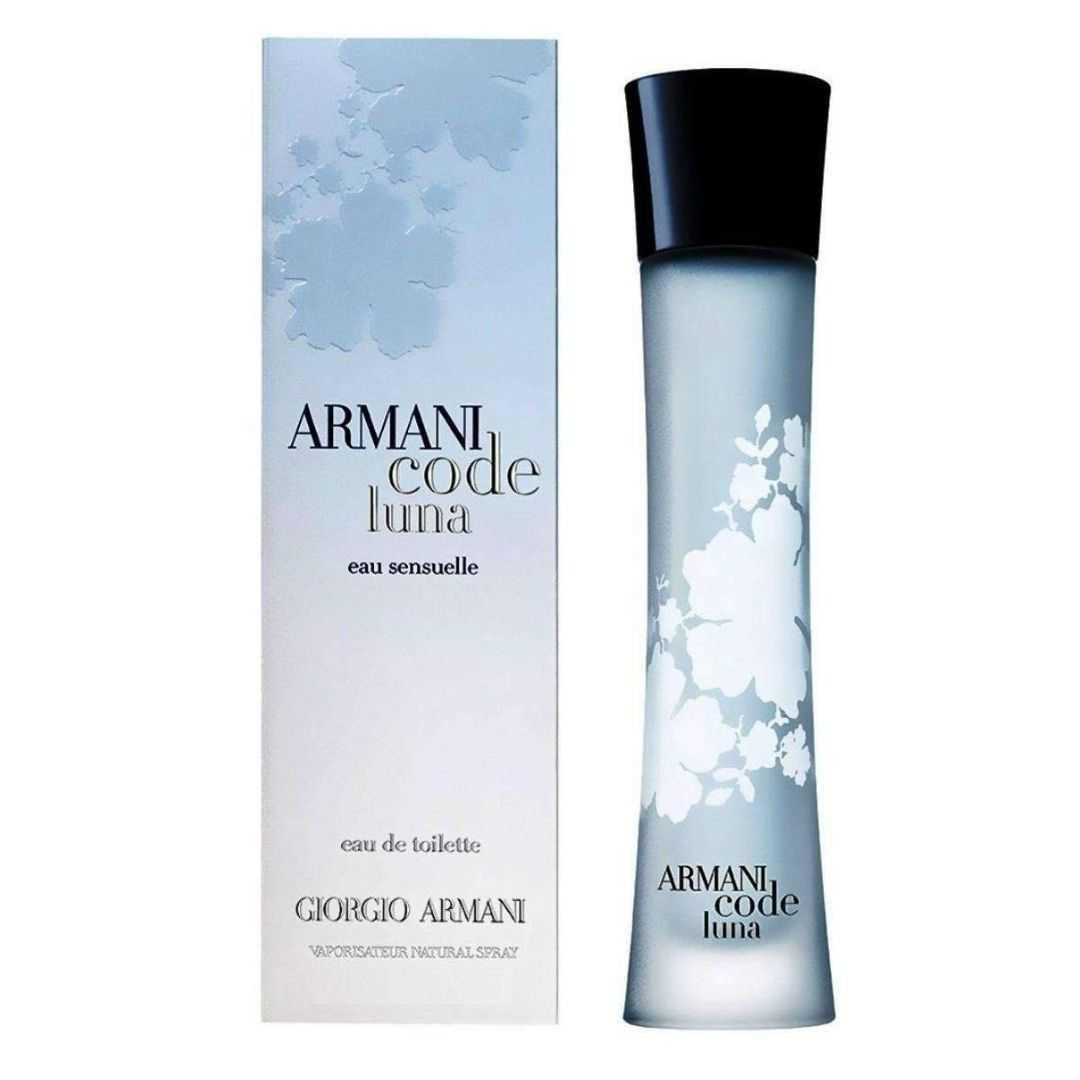 Armani Code Luna eau sensuelle For Women Eau De Toilette