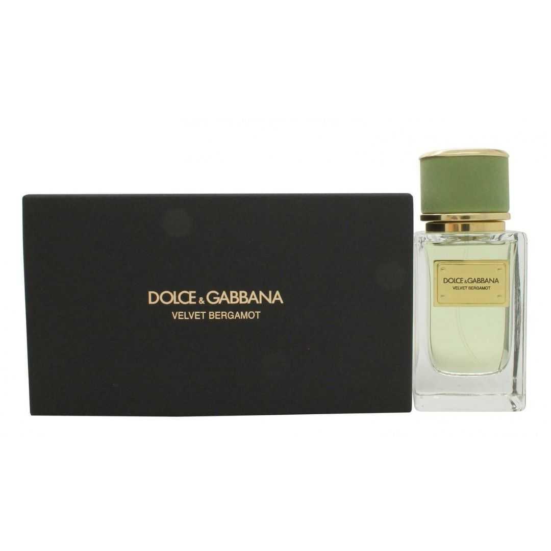 Dolce&Gabbana Velvet Bergamot For Unisex Eau De Parfum