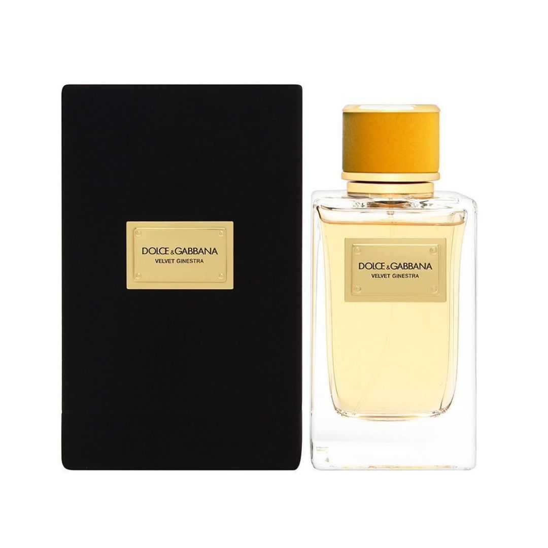 Dolce&Gabbana Velvet Ginestra For Unisex Eau De Parfum