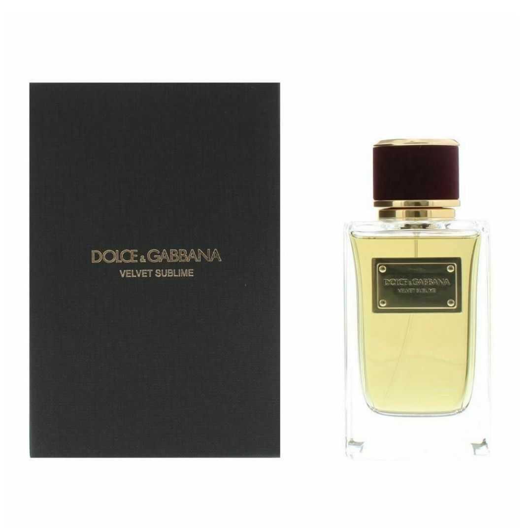 Dolce&Gabbana Velvet Sublime For Unisex Eau De Parfum