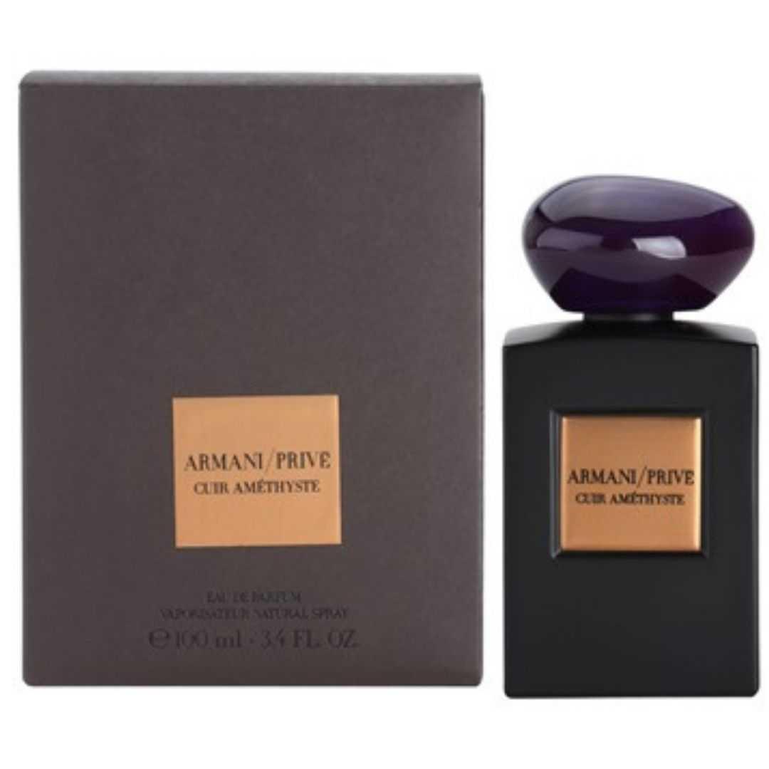 Armani Prive Cuir Amethyste For Men Eau De Parfum 100ML