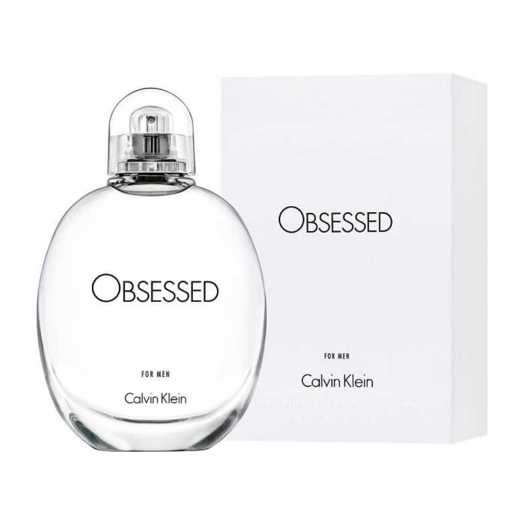 Calvin Klein Obsessed For Men Eau De Toilette 125ML
