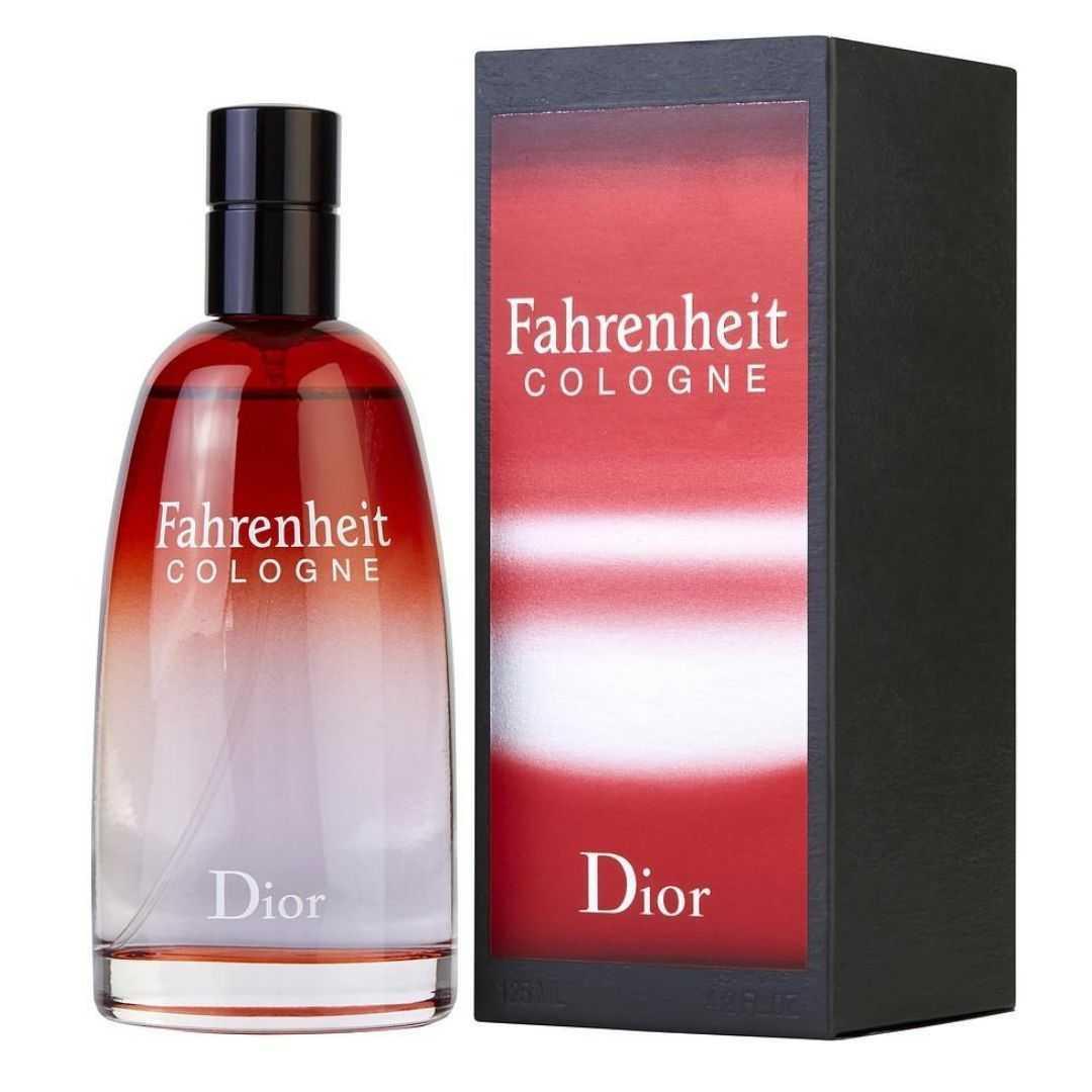 Dior Fahrenheit Cologne For Men 125ML