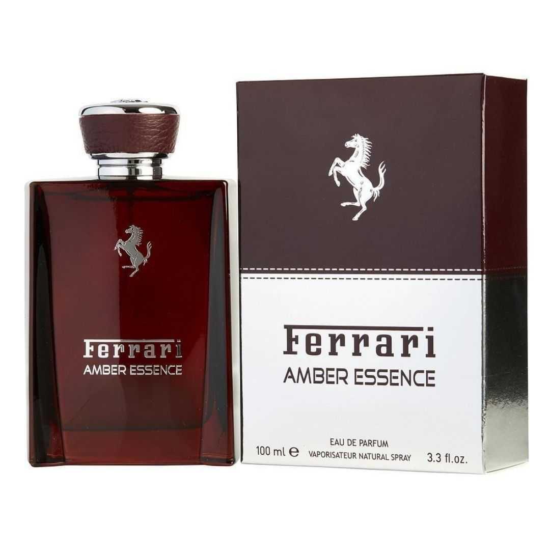 Ferrari Amber Essence For Men Eau De Parfum