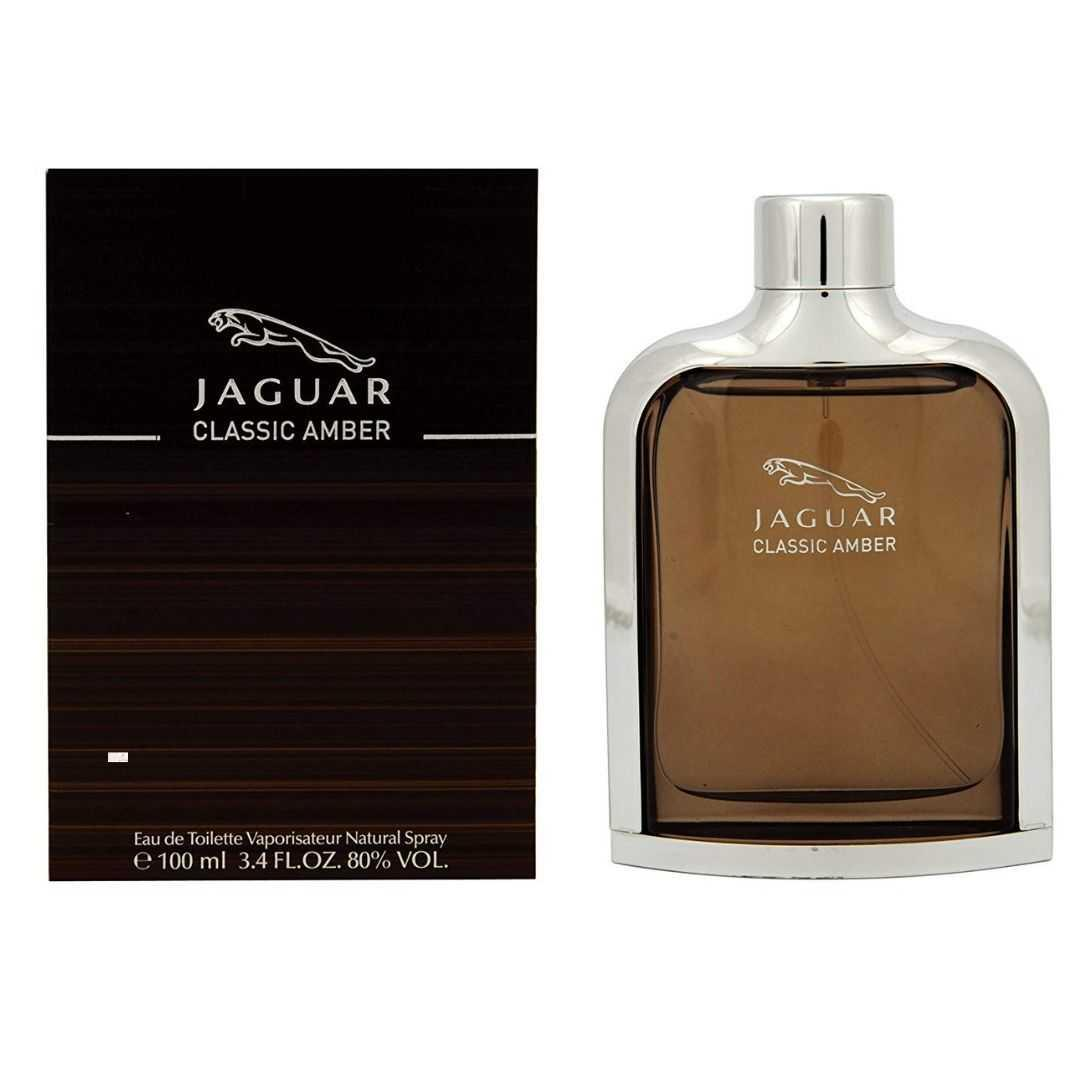 Jaguar Classic Amber For Men Eau De Toilette 100ML