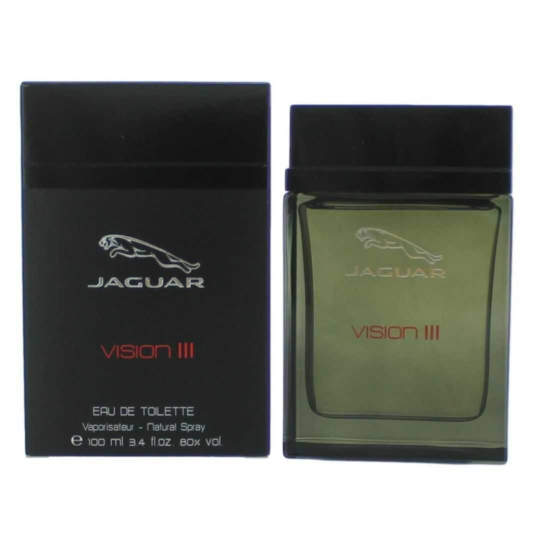 Jaguar Vision III For Men Eau De Toilette 100ML