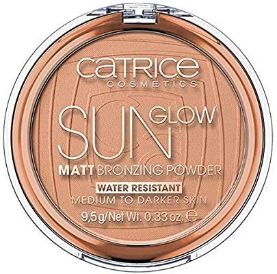 Catr. Sun Glow Matt Bronzing Powder 035
