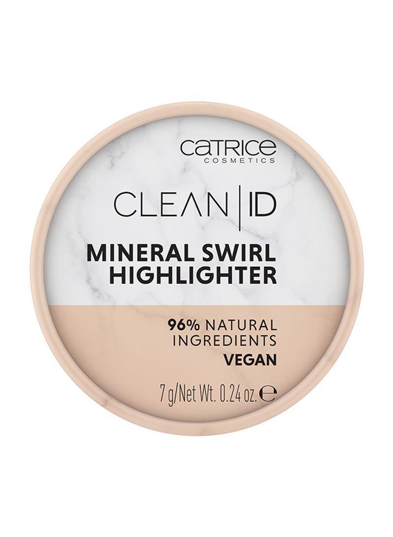 Catr. Clean Id Mineral Swirl Highl. 020