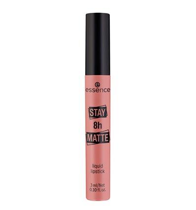 Essence STAY 8h MATTE liquid lipstick 03
