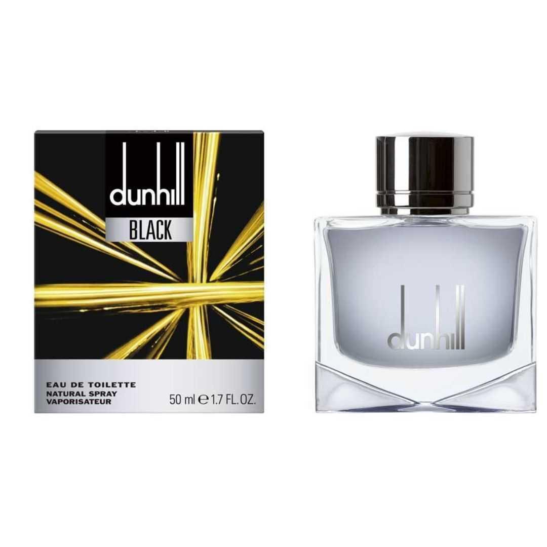 Dunhill Black For Men Eau De Toilette