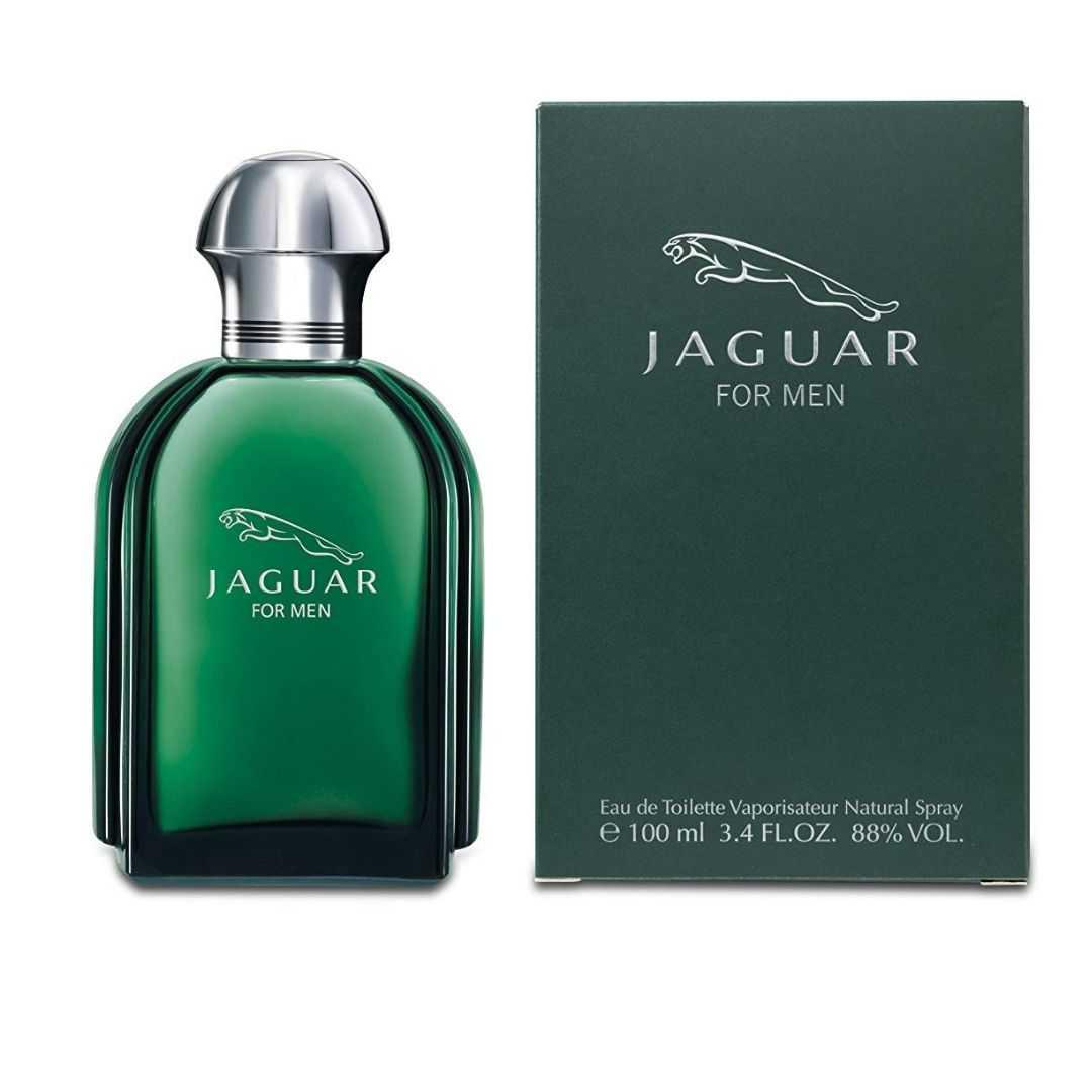 Jaguar For Men Green Eau De Toilette 100ML