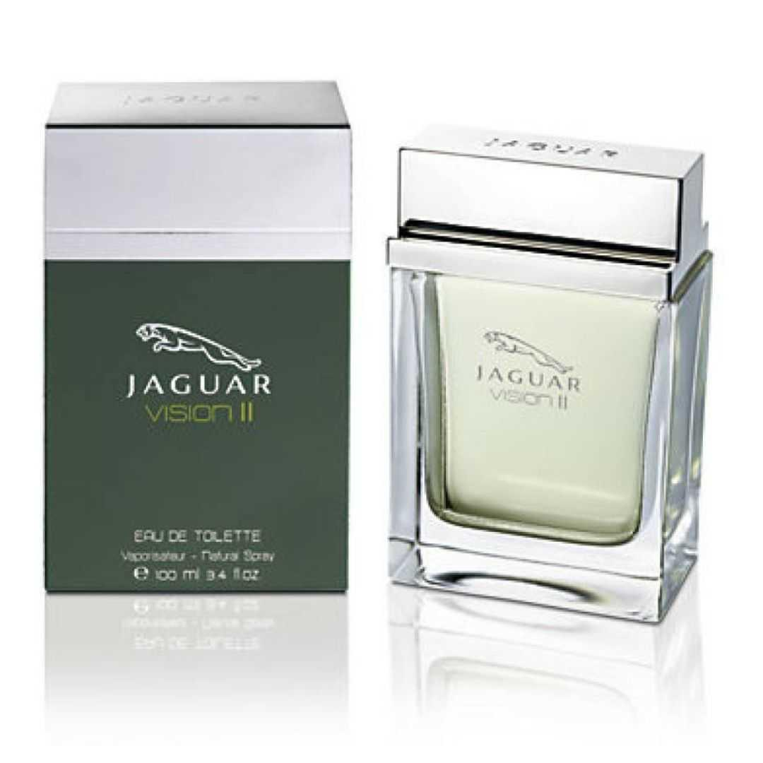 Jaguar Vision II For Men Eau De Toilette 100ML