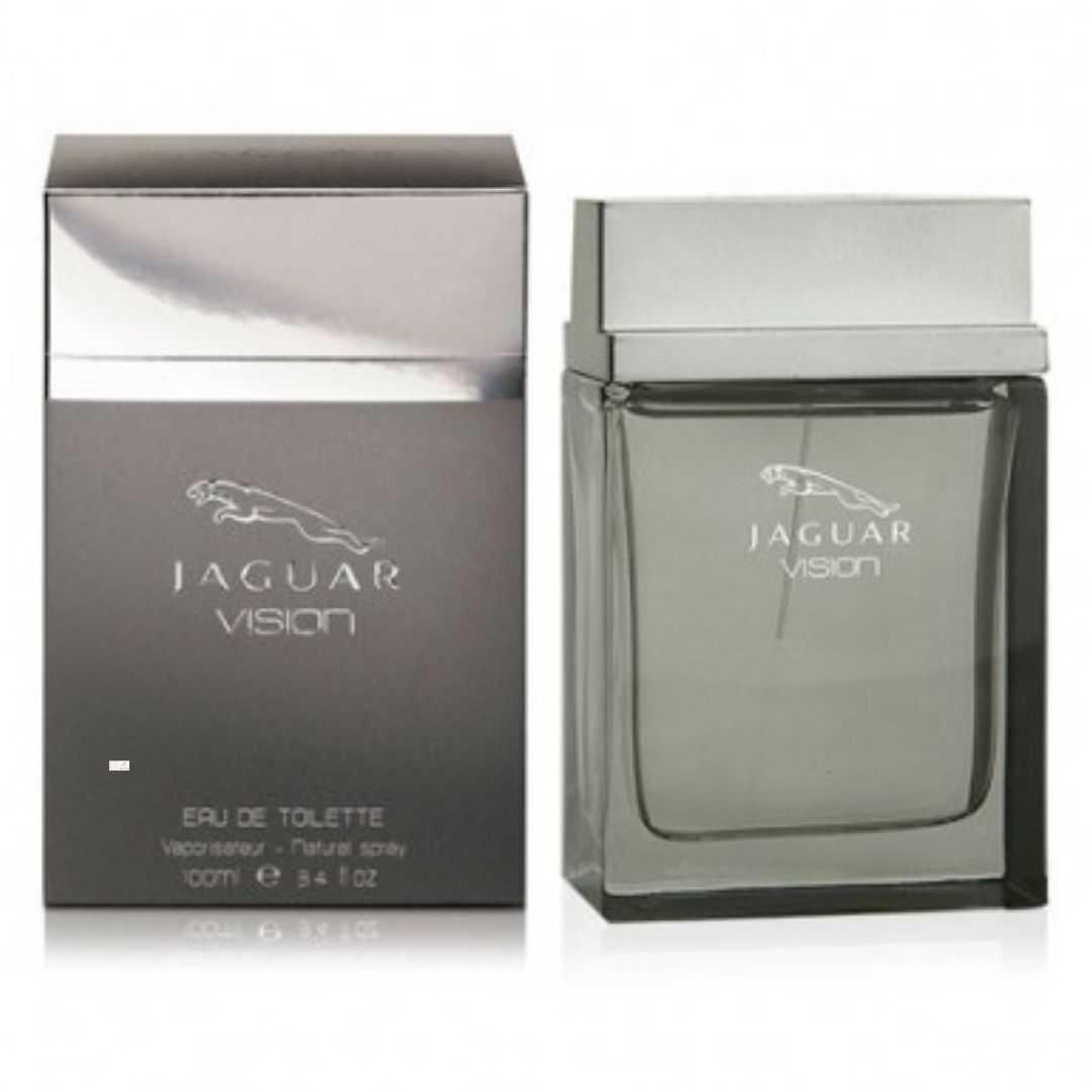 Jaguar Vision For Men Eau De Toilette 100ML