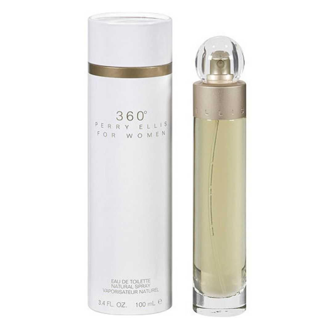 Perry Ellis 360 Woman Eau De Toilette