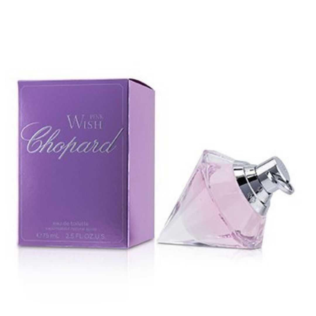 Chopard Wish Pink For Women Eau De Toilette 75ML
