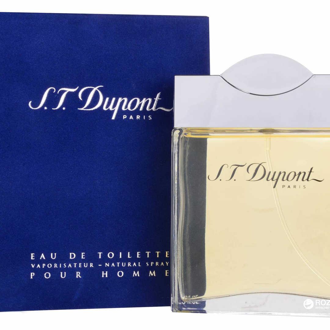 St Dupont For Men Eau De Toilette
