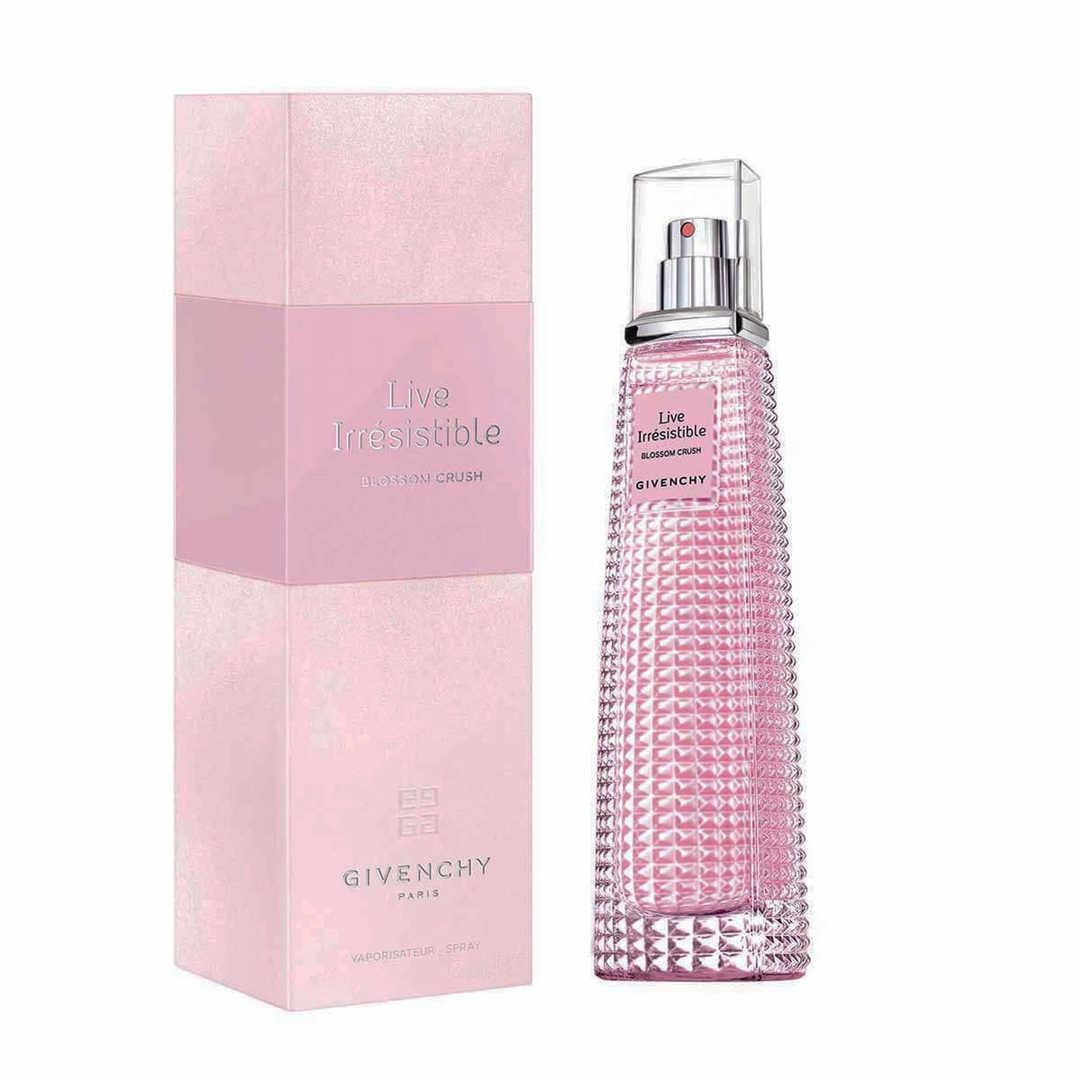 Givenchy Live Irresistible Blossom Crush For Women Eau De Toilette
