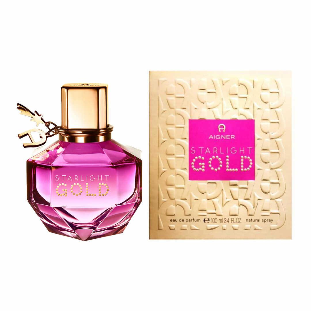 Aigner Starlight Gold For Women Eau De Parfum 100ML