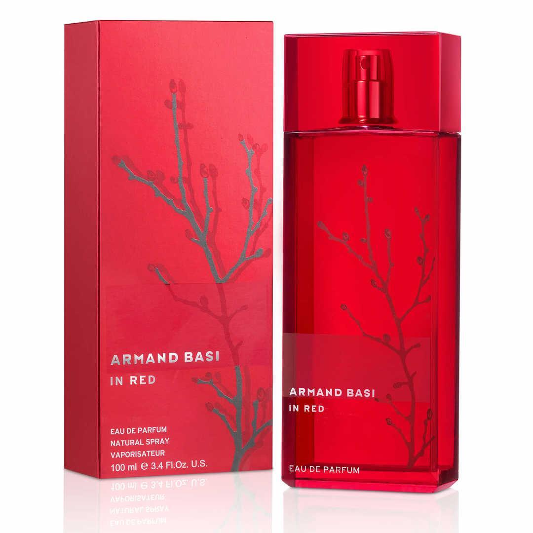 Armand Basi In Red For Women Eau De Parfum