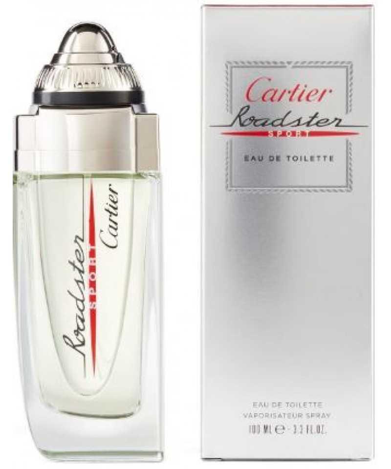 Cartier Roadster Sport For Men Eau De Toilette