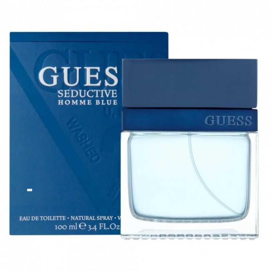 Guess Seductive Homme Blue For Men Eau De Toilette 100ML