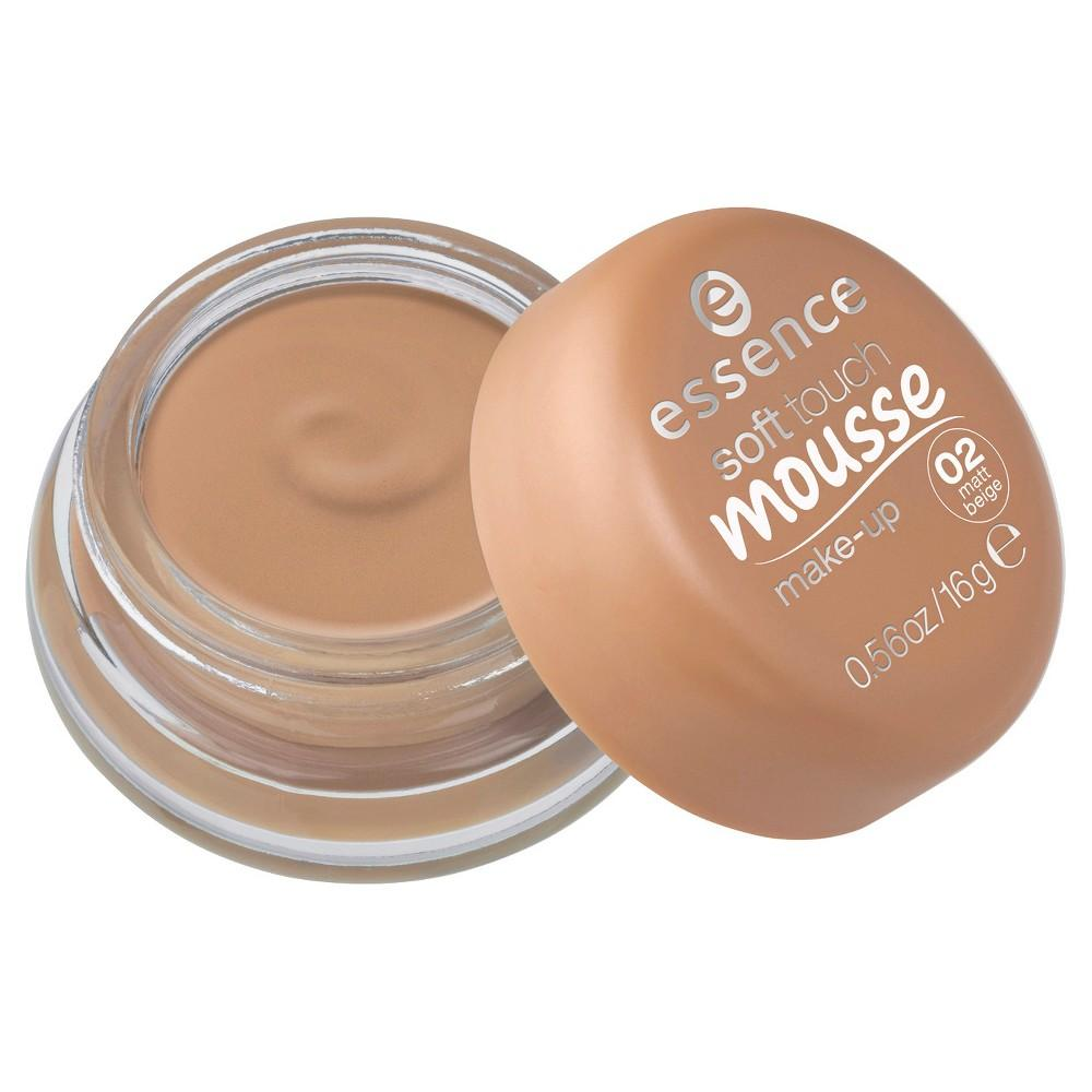 Essence soft touch mousse make-up 02