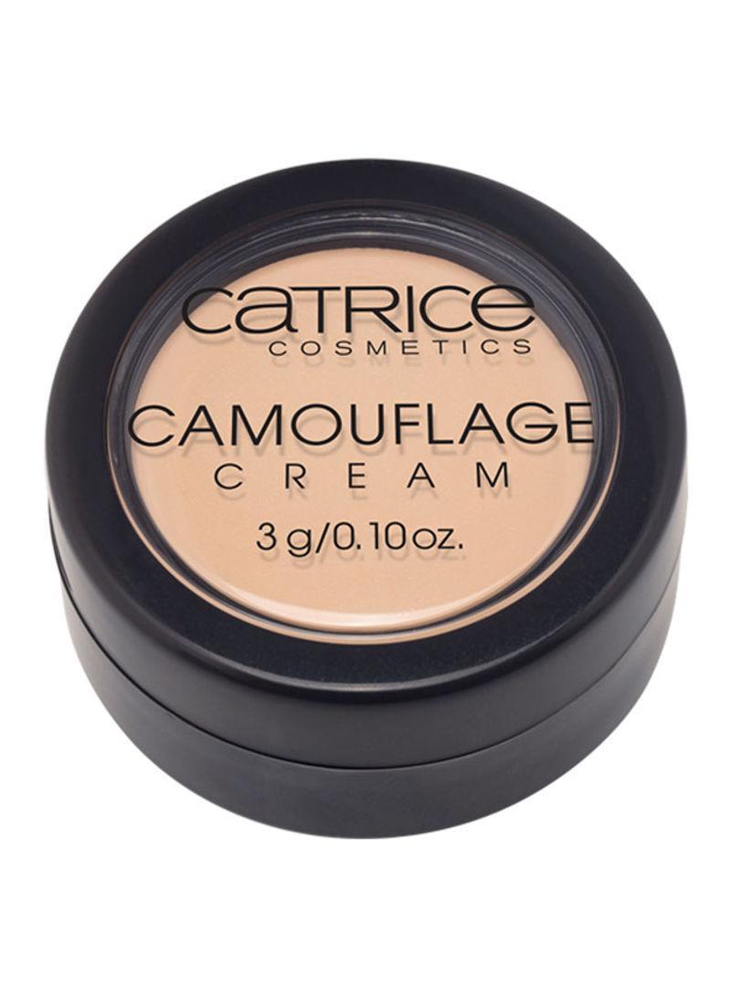 Catr. Camouflage Cream 010