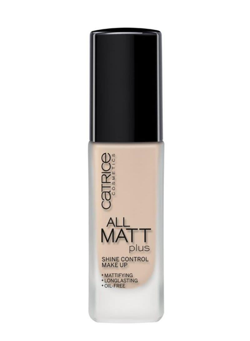 775186:Catrice All Matt Plus Shine Control Make Up 010 Light Beige