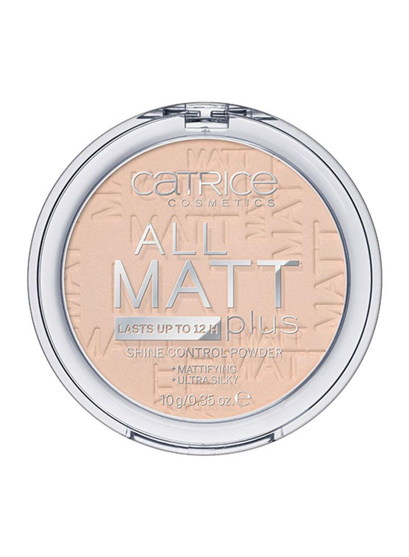775423:Catrice All Matt Plus Shine Control Powder 010 Transparent