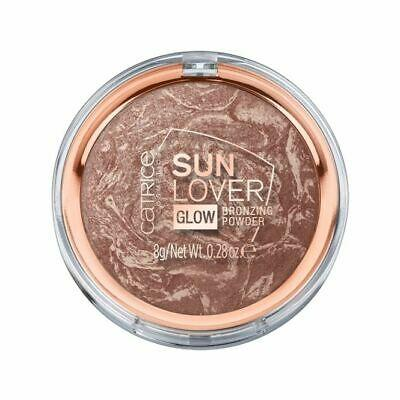 225488:Catrice Sun Lover Glow Bronzing Powder 010 Sunkissed Bronze