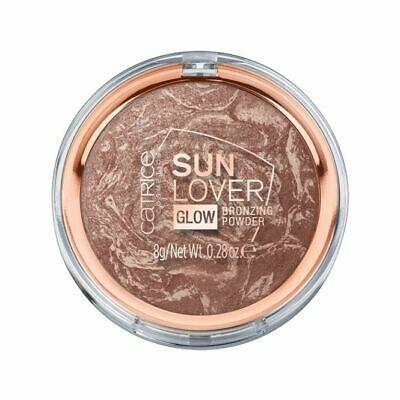 225488:Catrice Sun Lover Glow Bronzing Powder 010 Sunkissed Bronze