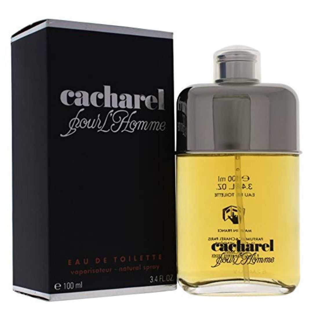 Cacharel Pour L`Homme For Men Eau De Toilette 100ML