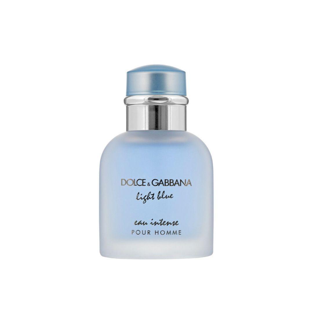 Dolce&Gabbana Light Blue Eau Intense Pour Homme For Men Eau De Parfum 50ML