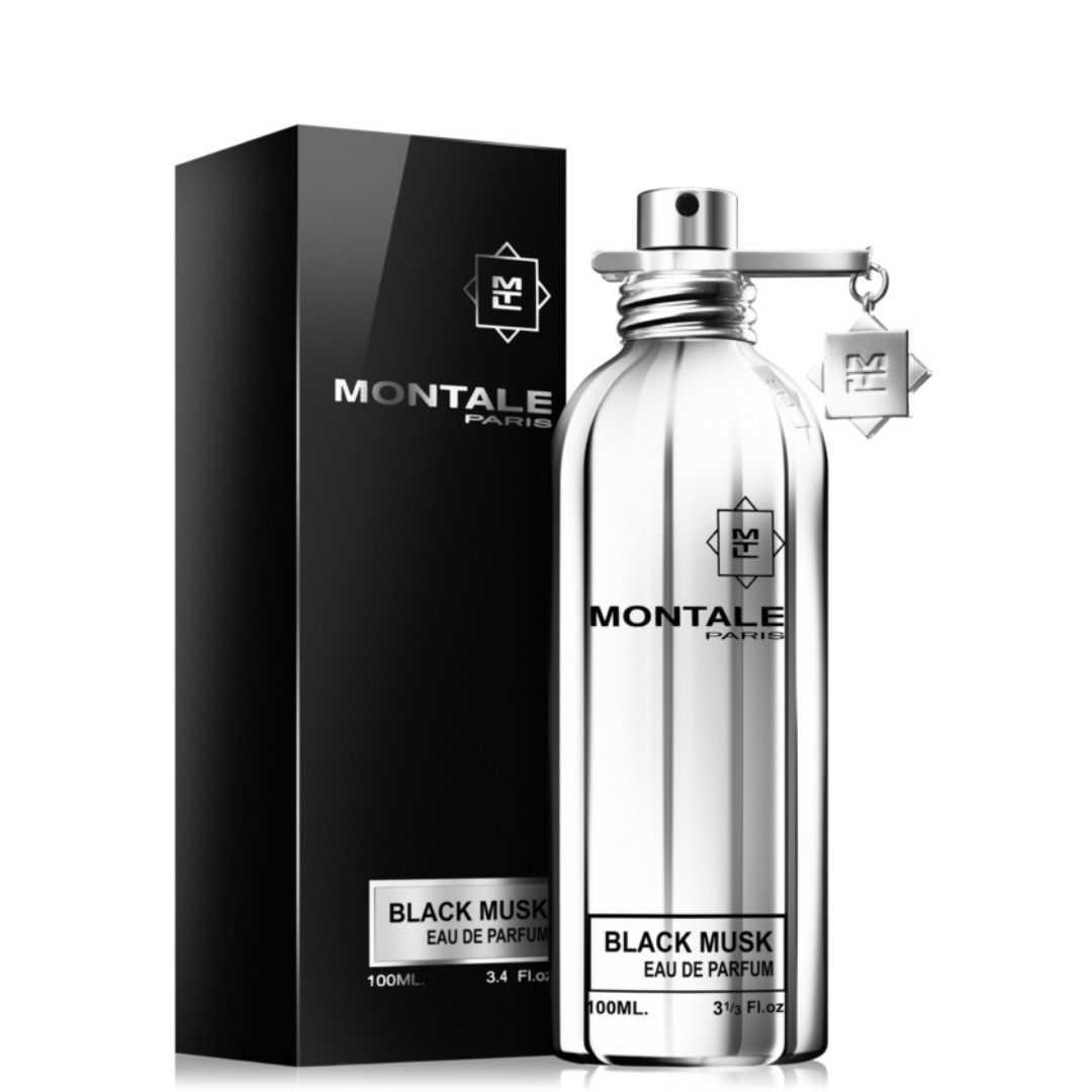 Montale Black Musk For Unisex Eau De Parfum 100ML