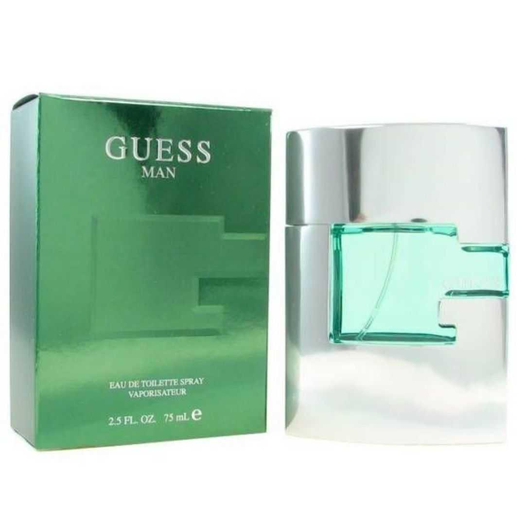 Guess Man For Men Eau De Toilette 75ML