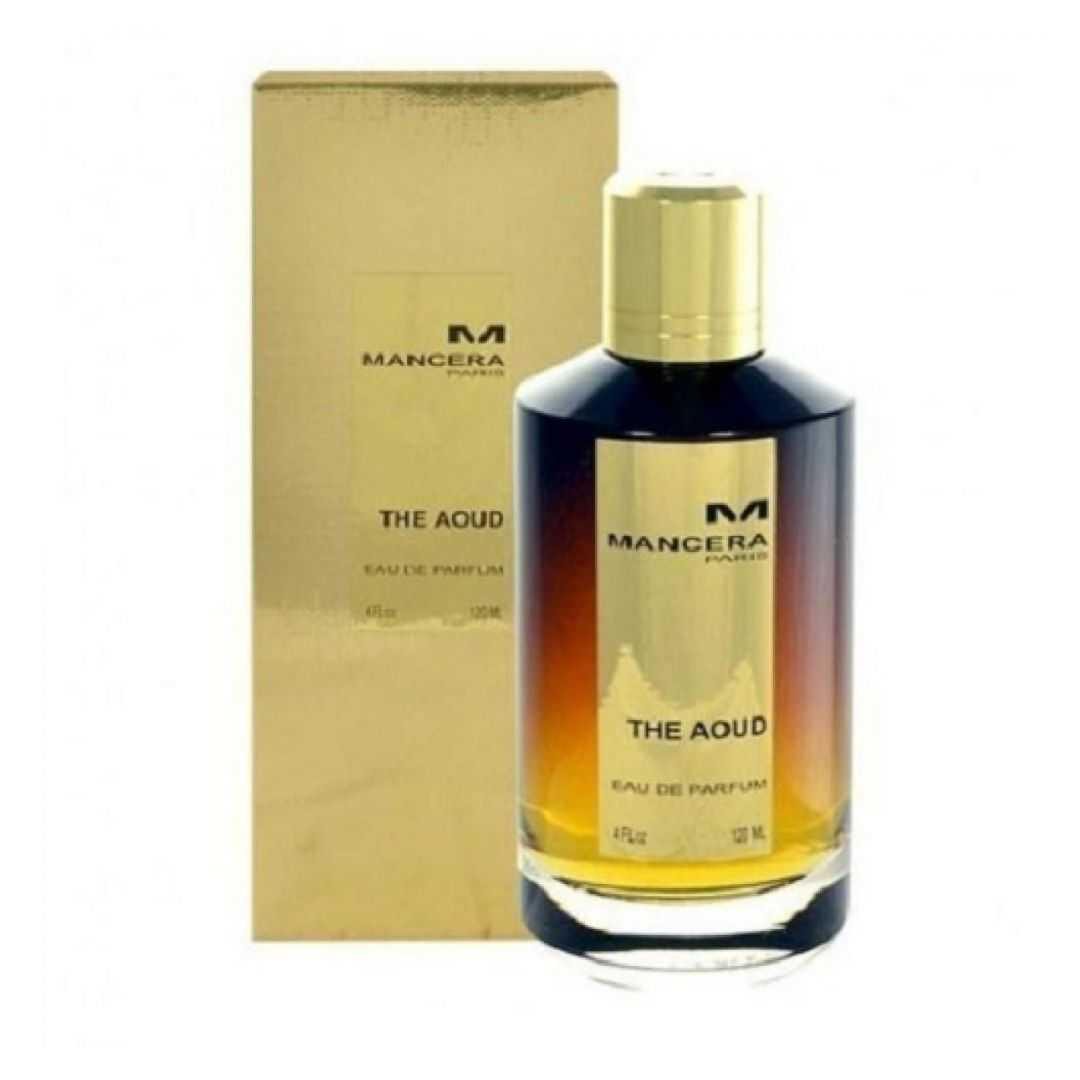 Mancera The Aoud For Unisex Eau De Parfum 120ML