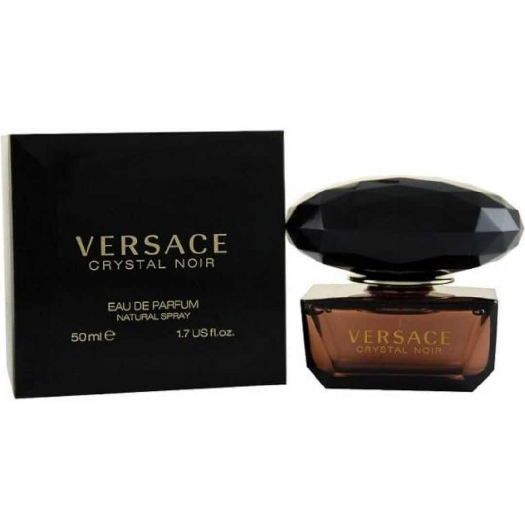 Versace Crystal Noir For Women Eau De Parfum